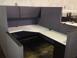 Used Knoll Morrison Cubicles