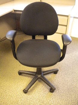 Used Steelcase Criterion Desk Chairs