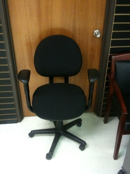 Steelcase criterion chairs - A workhorse