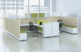 Used Cubicles  STEELCASE, HERMAN MILLER KNOLL