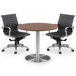 Laminate Round Break Room Tables