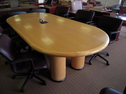 Maple Veneer Conference Tables