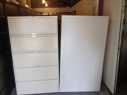 STEELCASE 9000 LATERALS 5 DRAWER