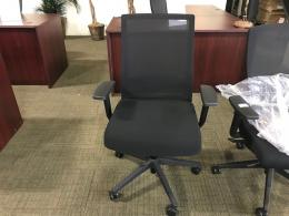 New Mesh Back Chairs