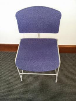 Steelcase Plastic Chair Gray