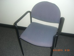 Kruegar Versa Side Chair Gray