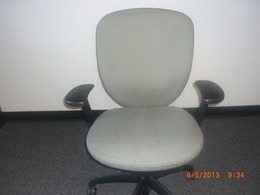 Kimball Cal-133 Task Chair Green