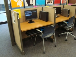 Herman Miller AO2 Telemarketing Stations