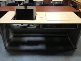 Training Tables with Monitors