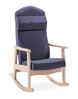 GLOBALcare High Back Rocking Chair