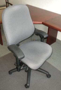 Ergogenesis Chair used office chairs : used ergogenesis bodybilt task chairs at