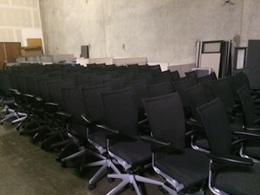 Haworth X99 Mesh Chairs