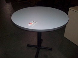 "AIS 36"" round breakroom tables"