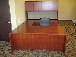 Beautiful Executive U Shape Desks