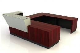 Custom Made to Order Reception Desks