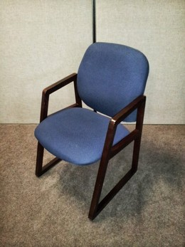 Hon Cherry Frame Side Chair