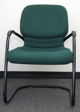 Steelcase Sensor Green Side chair