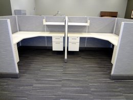 Herman Miller Low Panel Cubicles