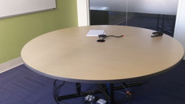 5' and 6' Round Conference Tables