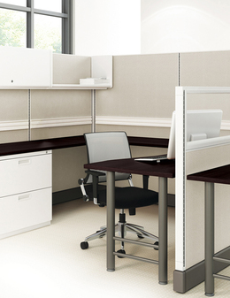 Friant New Cubicles: 6x6 Starting Under $1000