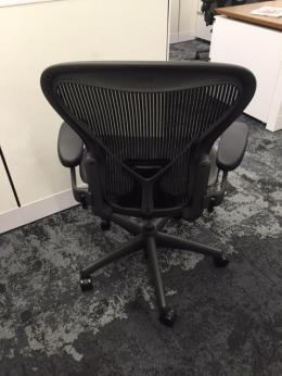 Herman Miller Aeron Chairs