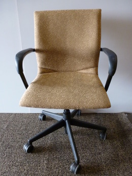 Steelcase Gold Protege Chairs
