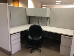 Used 68H 6x8 Herman Miller AO3 Cubicles