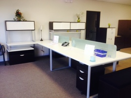 New Benching Cubicles Desks in Wichita KS