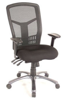 Source Mesh-Back Task Chairs