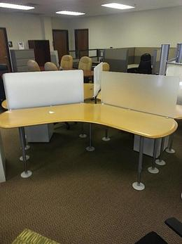 Pre-Owned Collaborative Work Spaces