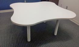Spec Cloverleaf Surface Tables