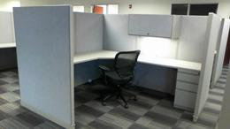 Flexible Refurbished Trendway Cubicles