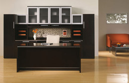 Contemporary American Made Veneer Casegoods