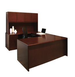 Wood Veneer Desks