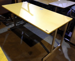 USED MODERN 30x60 TRAINING TABLE
