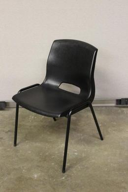 Black Breakroom Chairs