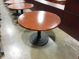 "Steelcase 48"" Round Table"
