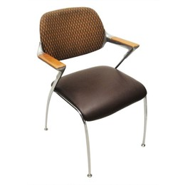 Thonet Stack Chair (Dark Brown)