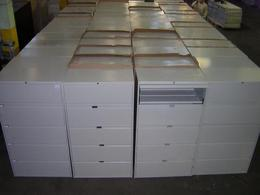 Pre-owned Lateral & Vertical Files