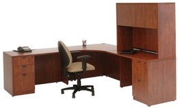 ** New ** Laminate L Desks