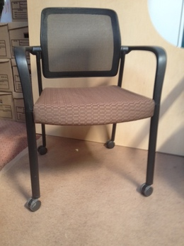 Allsteel Relate Mobile Side Chair