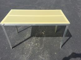 Aluminum Table Legs & Base | Desks Light