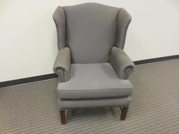 Kimball wing chair