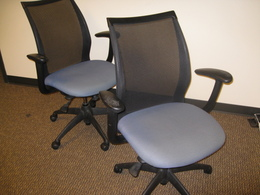 Haworth Tag Used Task Chair