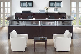 Reception Desks for Houston