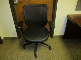 Used Executive mesh chairs