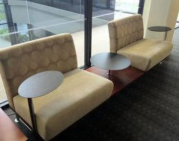 Table Bench Guest Seating