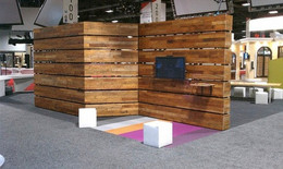 Reclaimed Wood Partitions/Dividers