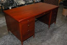 Executive Solid Wood Desk