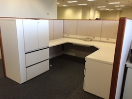 6x6 Kimball Cubicles